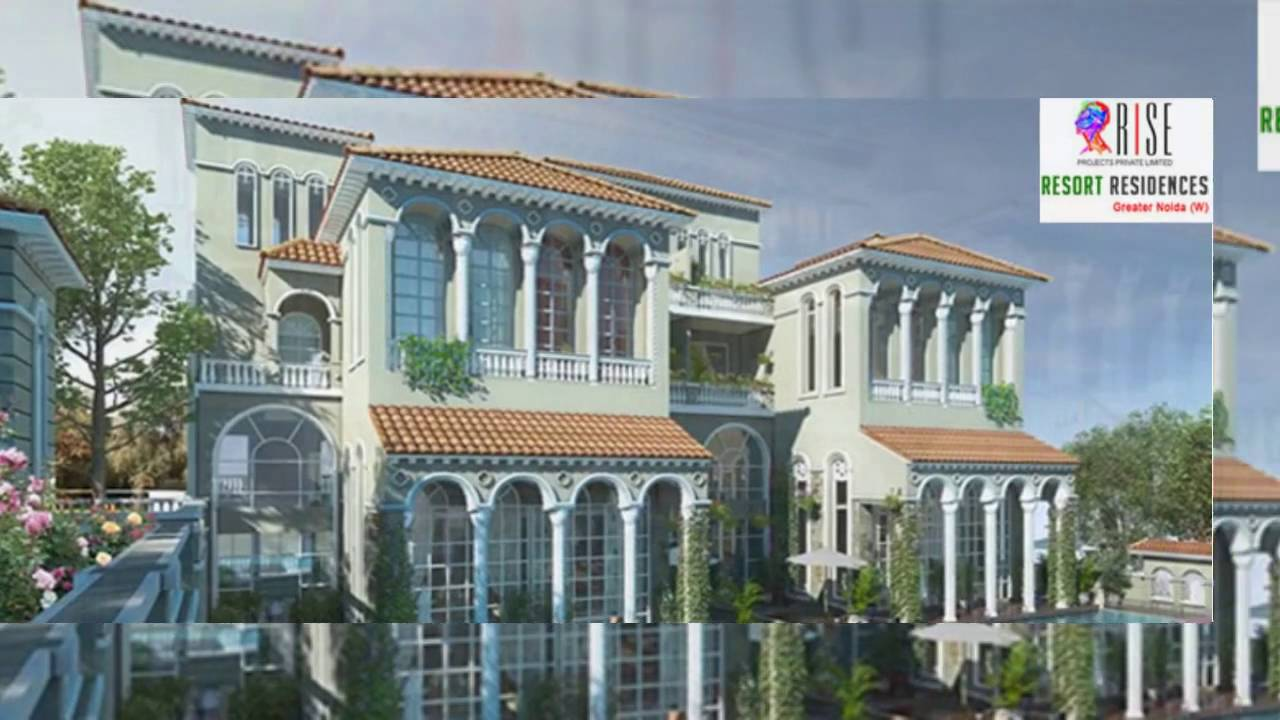 Rise Resort Residences, (Noida Extention).